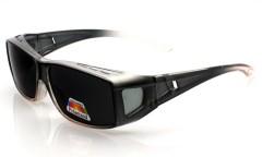 Fit Over Glasses Frame Sunglasses Polarized Driving Men Women Night Day Myopia Driver Anti Polar