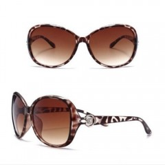 Vintage Big Frame Sunglasses Fashion Polarized Women Brand Designer Gradient Lens Sun glasses UV4