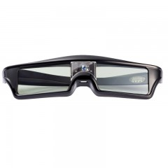 Rechargeable Active Shutter 3D Glasses 96- 144Hz LCD Lens 3D Movie Home Theater bril For DLP LINK