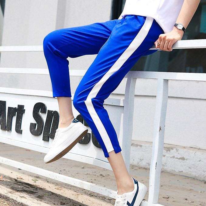 f68f0cee8 Harajuku Hip Hop Cargo Pants Streetwear Women Street Style Pantalon Femme  Panelled Spliced High W: Product No: 2998979. Item specifics: Seller ...
