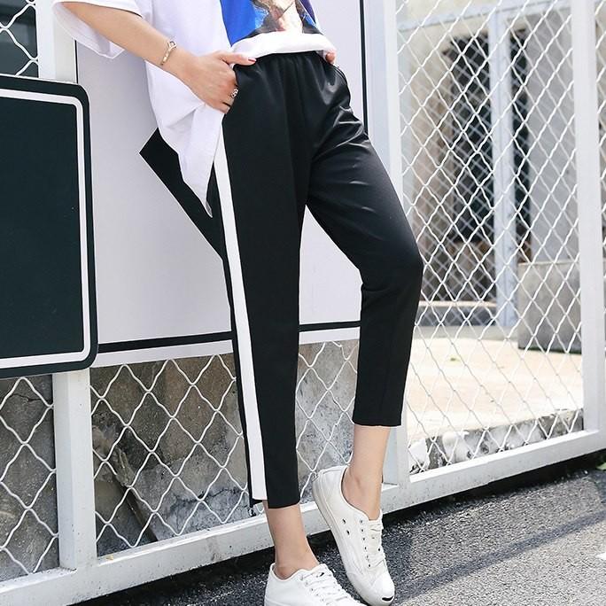 7a2727bba Harajuku Hip Hop Cargo Pants Streetwear Women Street Style Pantalon Femme  Panelled Spliced High W: Product No: 2998977. Item specifics: Seller ...