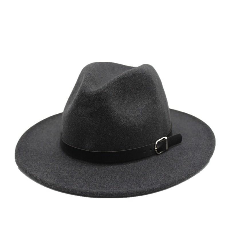 87c51acfece 100% Wool Wide Brim Floppy Felt Trilby Fedora Hat For Elegant Womem Ladies  Winter Auturmn Cashmer  Product No  3003876. Item specifics  Seller ...