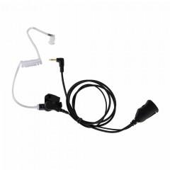 Headset 1 Pin Air Tube Earpiece PTT for Motorola Walkie Talkie Two Way Radio TLKR T5 T7 T80 T5720
