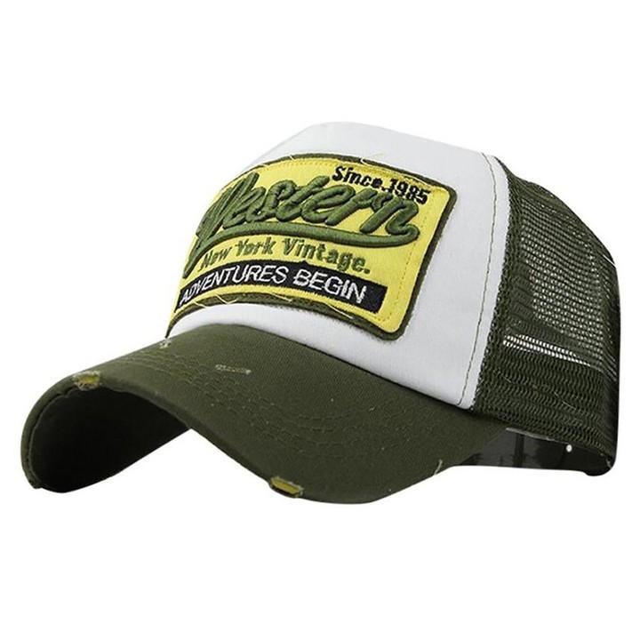 Summer Baseball Cap Embroidery Mesh Cap Hats For Men Women Gorras Hombre  hats Casual Hip Hop 8782dd345c