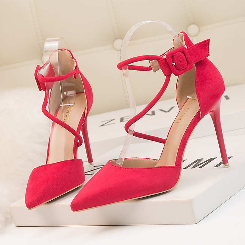 9675087c3 Women Pointed Toe Wedding Party Pumps Sexy Super High Thin Slip-On Basic  Ladies Shoes Fashion Wo  Product No  3084413. Item specifics  Seller ...