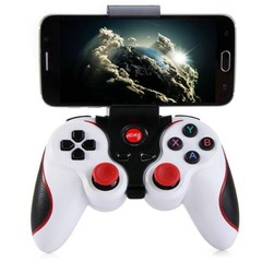 T3 Wireless Bluetooth Gamepad Remote Control Joystick PC Game Controller for Smartphone/Tablet PK