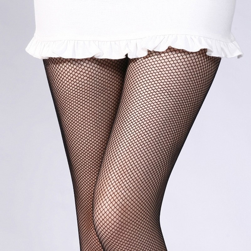 c616b2c9db72d Women Sexy Fishnet Stockings Small Middle Big Mesh Fishnet Tights ...