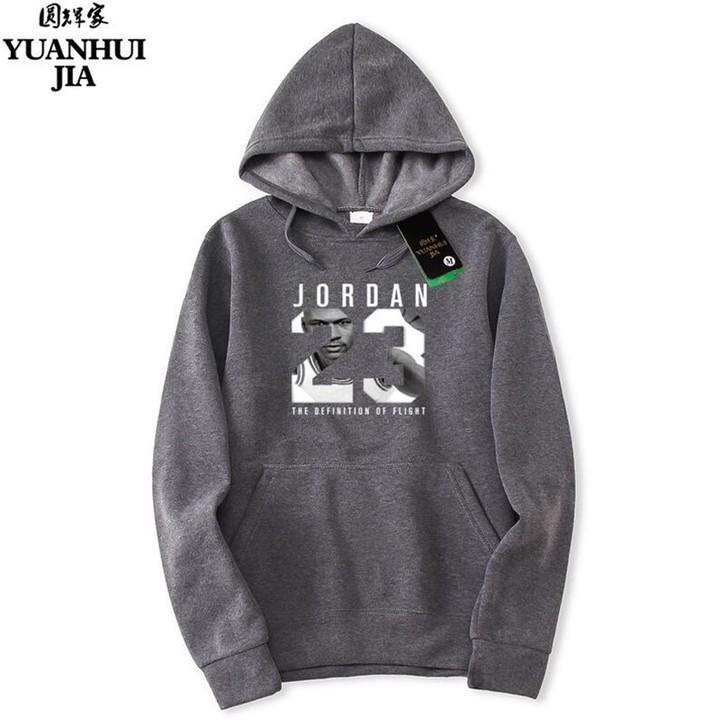521331f4f5fcc2 2018 Brand JORDAN 23 Men Sportswear Fashion brand Print Mens hoodies  Pullover Hip Hop Mens tracks