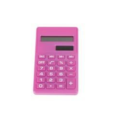 Cute Candy Calculadora Solar Hesap Calculatrice Solaire Pro Cartoon Mini Calculator 8 Digits Disp