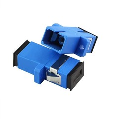 New SC fiber optic adapter,SC flange coupler, SC/UPC adaptor, fiber coupler for digital communica