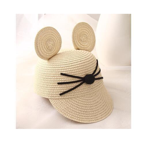 657d4bc0dac ... Straw Hat Children Travel Cap Short Brim Sun Hat Kids Summer Beach Hat  Girls Boys  Product No  3206937. Item specifics  Seller SKU ThhoYcon5Gx   Brand