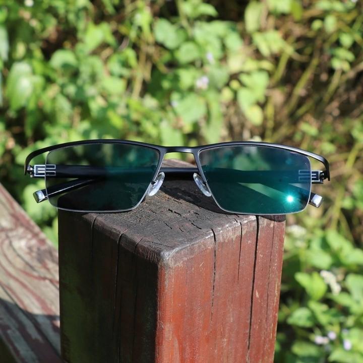 bd17f2cf0fd NEW Adjustable Vision Bifocal Transition Sun Photochromic Progressive  Reading Glasses Multifocal