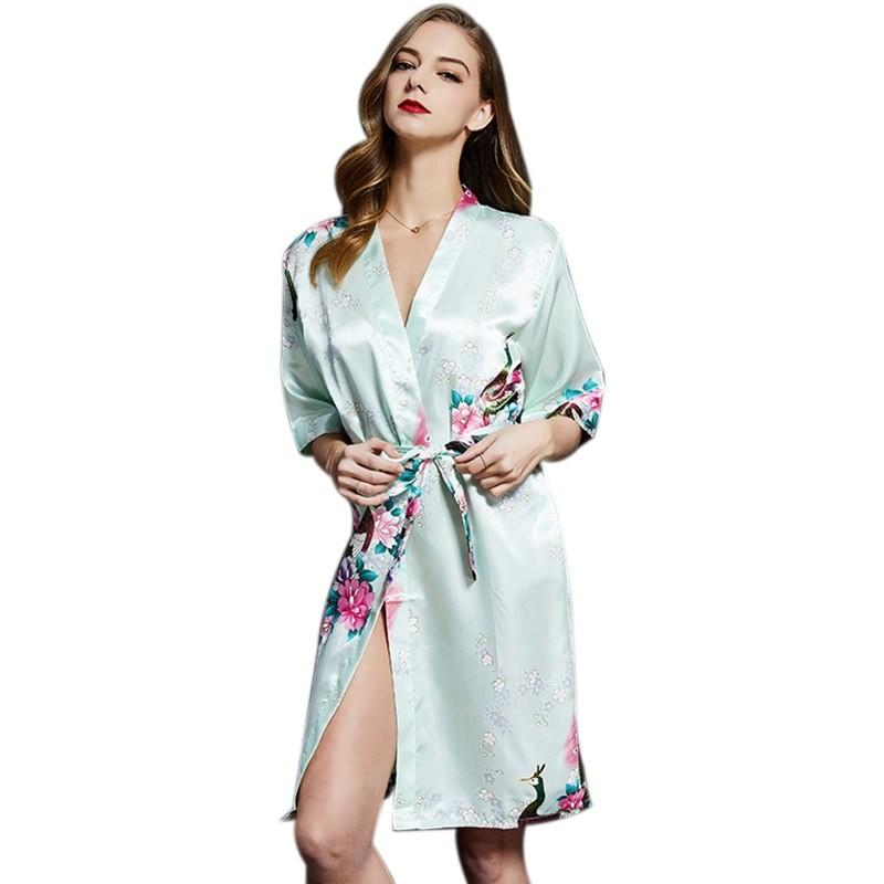 Fashion Woman Casual Sexy Ladies Pajamas Robe Print Belt Women Bathrobe   Product No  3246626. Item specifics  Seller SKU HcmfQOuH6zO  Brand  8b7a7a2b2