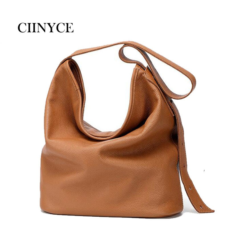 cb2e6976a5fc Item specifics  Seller SKU dFSxKfxV9KA  Brand  Fashion Women Genuine  Leather Handbag ...