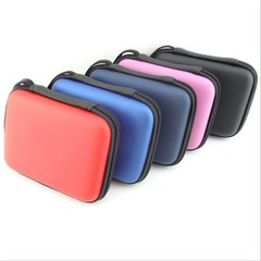 2.5@ HDD Bag External USB Hard Drive Disk Carry Mini Usb Cable Case Cover Pouch Earphone Bag for