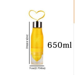 Juice Water Bottle With Rope Lid Drink Creative Portable Outdoor Camping Trip Climbing Tour Sport