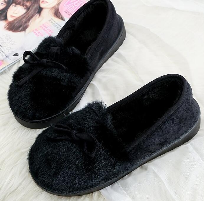 a3107e1d6c286 ... shoes women cute fur moccasins mujer winter plush warm creepers:  Product No: 3437945. Item specifics: Seller SKU:kEoGrOUgUpF: Brand: