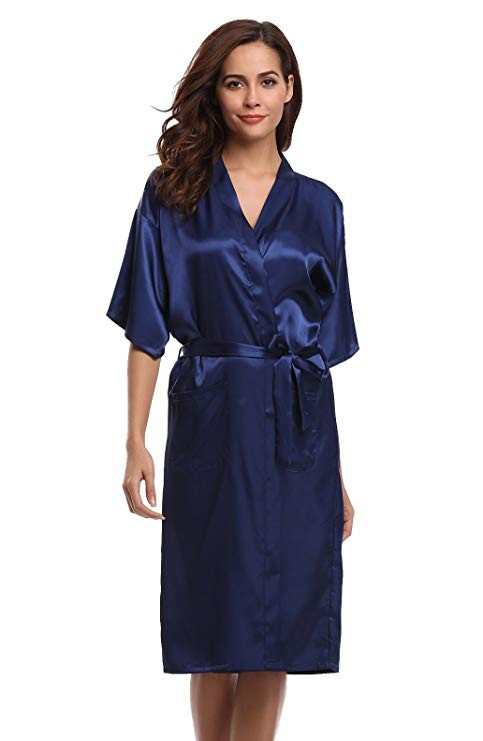 68631e3217 ... Silk Kimono Bath Gown Female Sexy Bathrobe Nightgown Mujer Pijama Size   Product No  4561075. Item specifics  Seller SKU xMprNNBvqbM  Brand