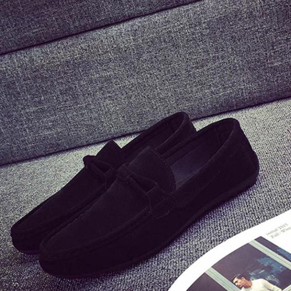 a2726bd7450 Item specifics  Seller SKU uScLyiuBQBu  Brand  Fashion Suede Beanie Shoes  Lazy ...