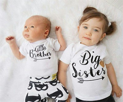 f706caded90 Item specifics  Seller SKU LWAOsymPeyi  Brand  Family Big Sisters Little  Brothers Matching Clothes !!