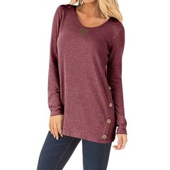 Spring Maternity Tops And Blouses Long Sleeve Pregnant Shirts Pregnancy Tees Casual Loose Materni