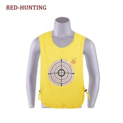 Type Tactical Vest for Elite Games CS Discoloration Clothing With Target Pattern