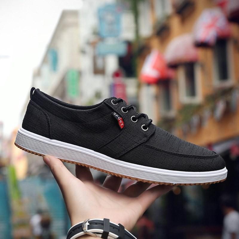 78832fad95d8f 2018 Summer New Shoes Men Fashion Brand Canvas Shoes Male alpargatas ...