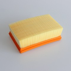 Vacuum Cleaner Parts Flat Filter Element For MV4 MV5 MV6 Vacuum Cleaner Durable Replacement Filte