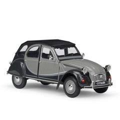 1:24 Scale Metal Classic Model Car CITROEN 2CV 6 Charleston Diecast Toy Car Alloy Cars Toys For C