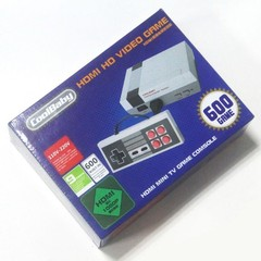 HDMI/AV Out Retro Video Game Console Built-in 620/600 Games 8 Bit PAL&ampNTSC Family TV handheld