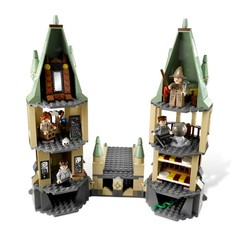 Harry Potter Hogwarts Compatible Legoing 4867 Hogwarts Set Building Blocks Bricks Harri Potter Ch