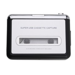 USB Cassette Player Capture Cassette Recorder Converter Digital Audio Music Player DropShipping