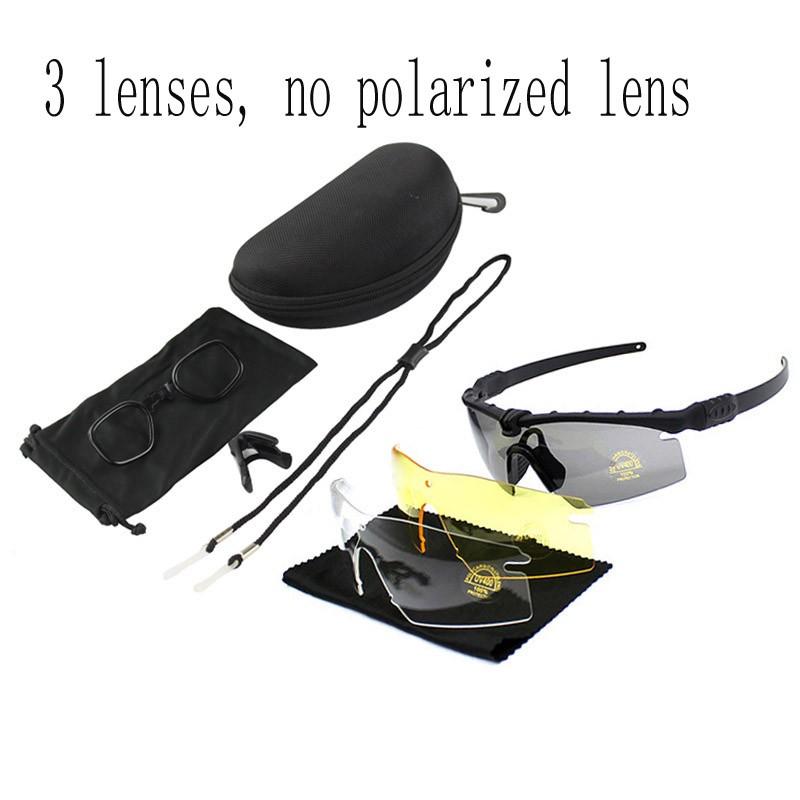 79e9325adb Item specifics  Seller SKU TrcomrYQrg3  Brand  Exellent Quality Tactical Polarized  Glasses Army Goggle Eyewear Shooting ...