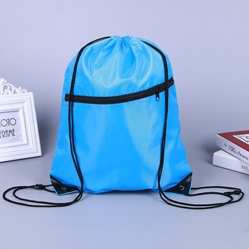 1df8c5830797 Waterproof Nylon Gym Bags Dust Basketball Backpacks Storage Pouch Outdoor  Travel Non-woven Drawst
