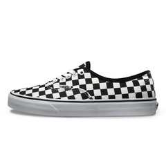VANS New Arrival Black and White Low-Top Unisex Mens and Womens Skateboarding Shoes Sport Shoes S