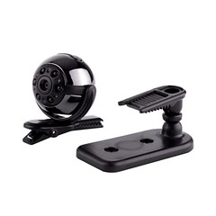 Mini Camera 1080P HD Digital Camera Infrared Night Motion Detection 360 Degree Rotation Video Rec
