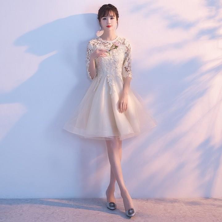 b3a586efd Party Cheongsam Oriental Evening Dress Chinese Traditional Women Elegant  Qipao Sexy Long Robe Ret