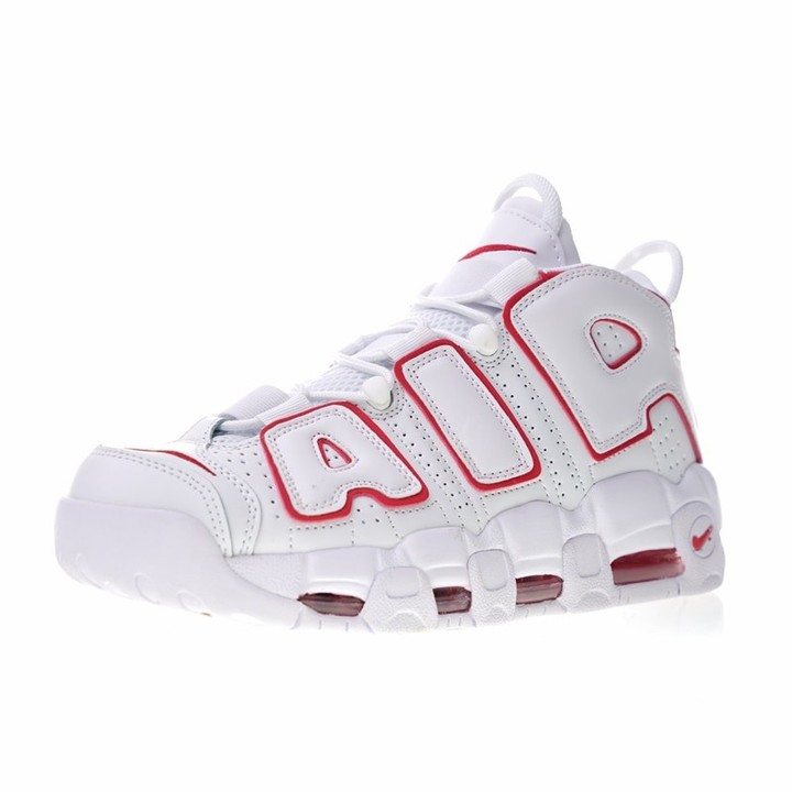 d0827c67b Air More Uptempo Mens Basketball Shoes , High Quality Sports Shoes Shock  Absorption Non-slip