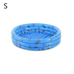 Infant Swimming Pools Baby Inflatable Round Swimming Pool Outside/Indoor Baby Infant Cartoon Play