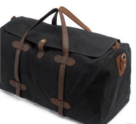 80de704f68 New gym bags Waterproof outdoor Bag Batik Canvas Luggage Handbag Unisex Men  Women Crossbody Bag P