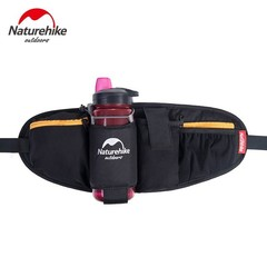 Belt Bag Pouch Ultralight Outdoor Sport Waist Bag Hip Bag With Water Bottle Holder (not Include S