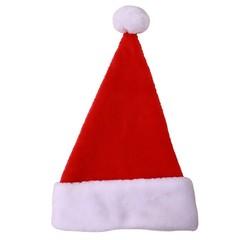 Pcs Christmas Decorations Short Plush Christmas Hats Big Balls Elderly Hats For Holiday Decoratio