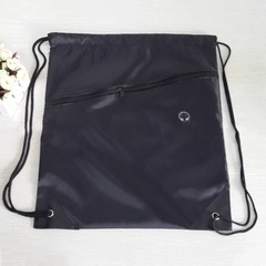 Colors Portable Waterproof Nylon Shoe Bags Drawstring Dust Backpacks Storage Pouch Outdoor Travel