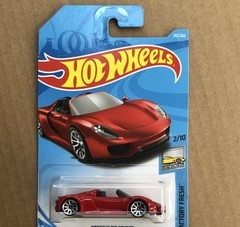 new arrivals 2018 8n Hot Wheels 1:64 918 spider  Car Models Collection Kids Toys Vehicle For Chil