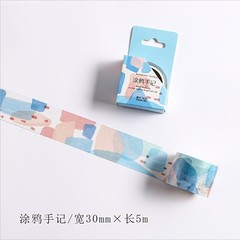 forest animal and plant series washi tape Diary diy Decoration Planner Masking Tapes school Offic