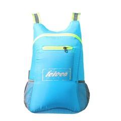 Nylon Cycling Backpack Outdoor Camping Daypack Universal Shoulder Bag Comfortable Hiking Rucksack