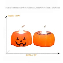 Light LED Pumpkin Lamp for Party Decoration Kids Gift lights led lights decoration Halloween Pump