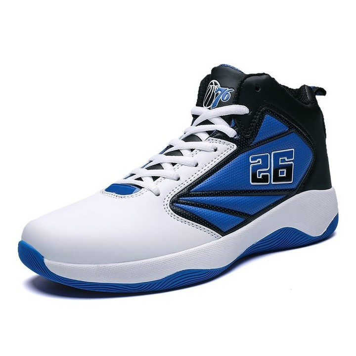 9b742caab766 Women Basketball Shoes Rubber High Top Sports Shoes Lace Up Basketball Boots  Lovers Sport Footwea
