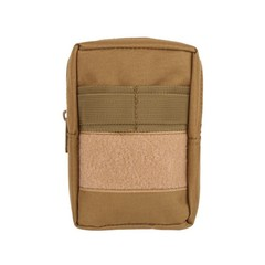 Camping Tactical Bag Military Camouflage Pocket  Hiking Keys Cell Phone Support Molle Waist Bag S