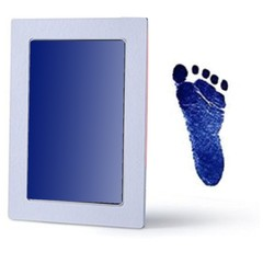Care Non-Toxic Baby Handprint Footprint Imprint Kit Casting Parent-Child Hand Inkpad Fingerprint